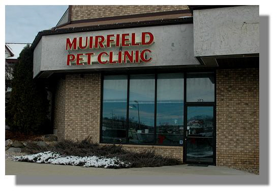 Muir Field Pet Clinic Veterinary Veterinarian Madison Wisconsin